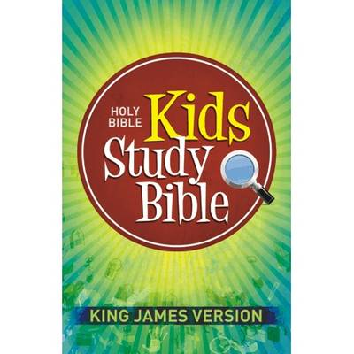 KJV Kdds Study Bible by Hendrickson Publishers