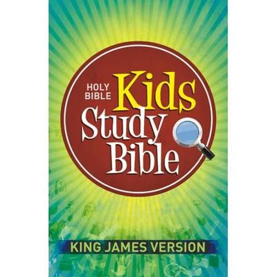 KJV Kids Study Bible by Hendrickson Publishers