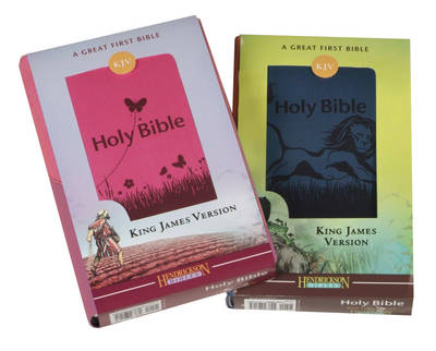 NRSV Kids Study Bible with the Apocrypha by Hendrickson Publishers