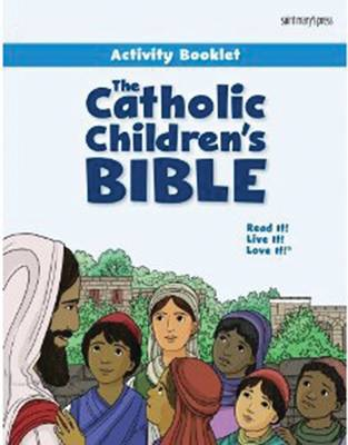 The Catholic Children's Bible Activity Booklet by