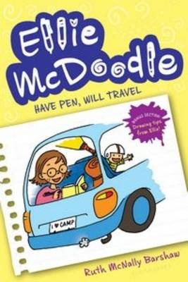 Ellie McDoodle: Have Pen, Will Travel by Ruth McNally Barshaw
