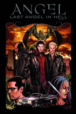 Angel Last Angel in Hell by Brian Lynch, Juliet Landau, Franco Urru, Stephen Mooney
