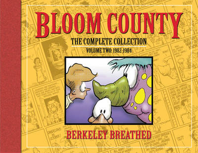 Bloom County Complete Library by Berkeley Breathed, Berkeley Breathed
