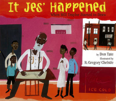 It Jes' Happened When Bill Traylor Started to Draw by Don Tate