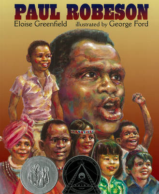 Paul Robeson by Eloise Greenfield