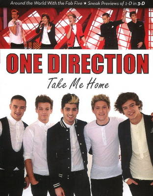 One Direction Take Me Home by Mary Boone