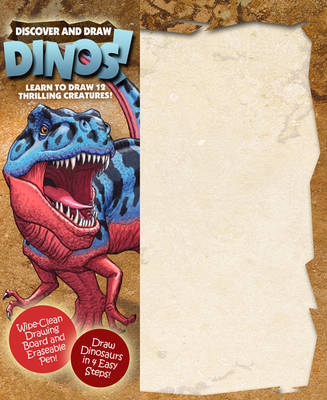 Discover and Draw Dinos! by playBac Edu-Team