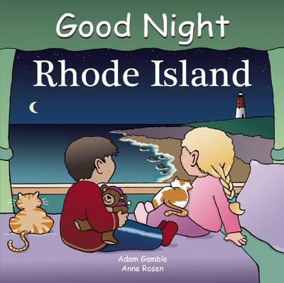 Good Night Rhode Island by Adam Gamble