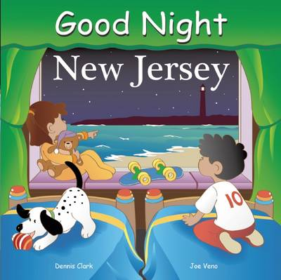 Good Night New Jersey by Adam Gamble