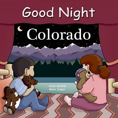 Good Night Colorado by Adam Gamble