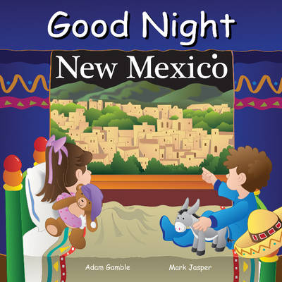 Good Night New Mexico by Mark Jasper