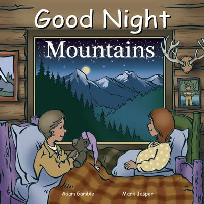 Good Night Mountains by Mark Jasper