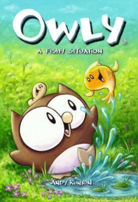 Owly Fishy Situation by Andy Runton, Andy Runton