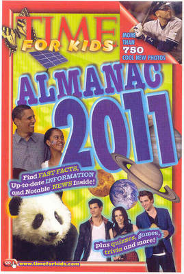 Almanac by Editors of Time for Kids Magazine