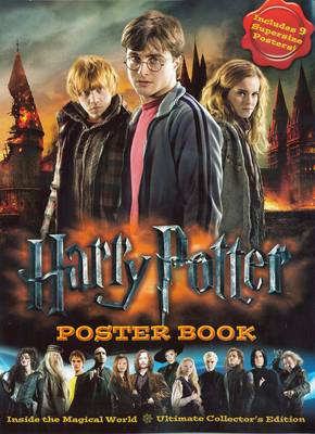 Harry Potter Poster Book by Warner Bros.