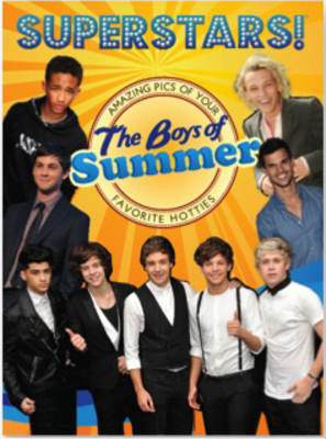 Superstars! One Direction Back for More by Superstars!