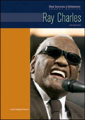 Ray Charles Musician by Janet Hubbard-Brown