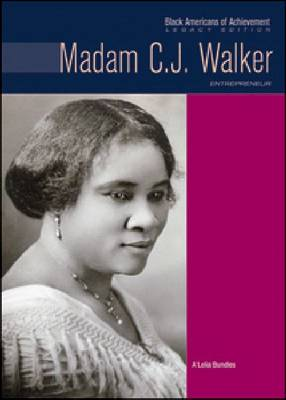 Madam C.J. Walker Entrepreneur by ALelia Perry Bundles