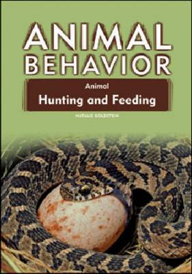 Animal Hunting and Feeding by Natalie Goldstein