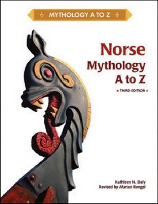 Norse Mythology A to Z by Kathleen N. Daly