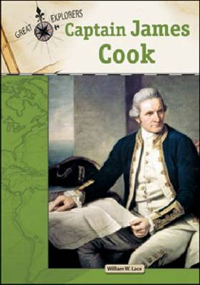 Captain James Cook by William W. Lace