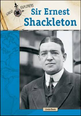Sir Ernest Shackleton by Linda Davis