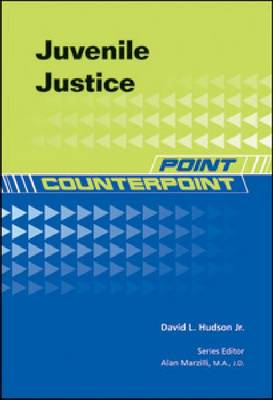 Juvenile Justice by David L, Jr., Jd Hudson