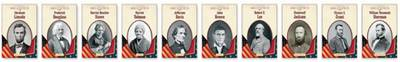 Leaders of the Civil War Era Set by Chelsea House Publishers