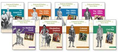 Costume and Fashion Source Books by Chelsea House Publishers