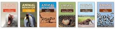 Animal Behavior Set by Chelsea House Publishers