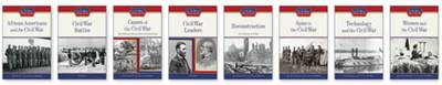 The Civil War A Nation Divided Set by Chelsea House Publishers