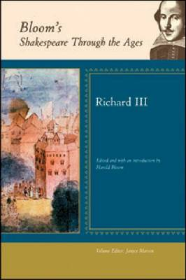 Richard III by Prof. Harold Bloom