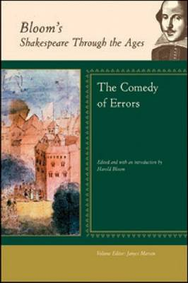 The Comedy of Errors by Prof. Harold Bloom