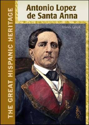 Antonio Laopez De Santa Anna by Brenda Lange