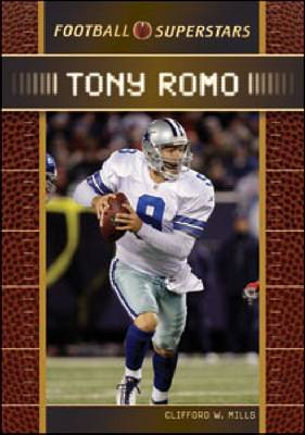 Tony Romo by Chelsea House Publishers