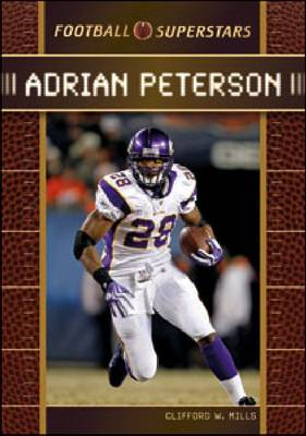 Adrian Peterson by Chelsea House Publishers