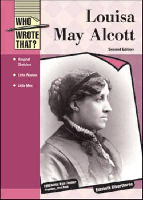 Louisa May Alcott by Elizabeth Silverthorne
