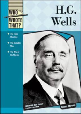 H. G. Wells by Dennis Abrams