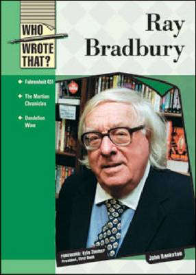 Ray Bradbury by John Bankston