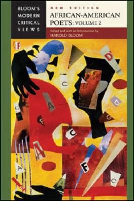 African-American Poets by Prof. Harold Bloom
