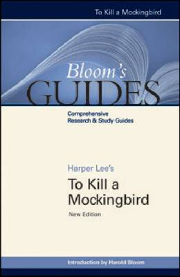 To Kill a Mockingbird by Prof. Harold Bloom