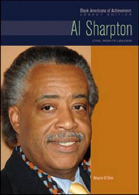 Al Sharpton by Wayne D'Orio