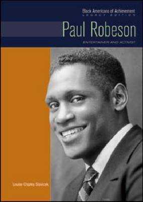 Paul Robeson by Louise Chipley Slavicek