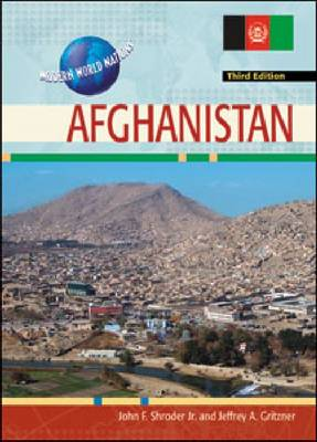 Afghanistan by Charles F. Gritzner