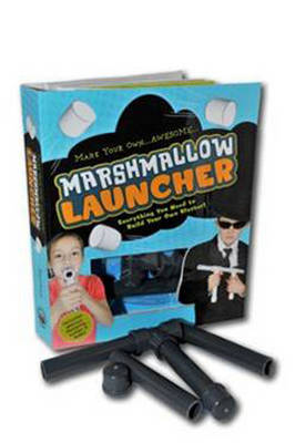 Marshmallow Launcher Here Come the Marshmallows! by Joe Rhatigan