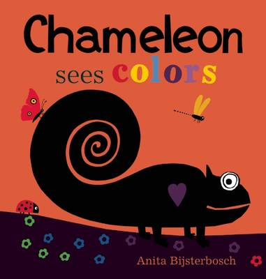 Chameleon Sees Colors by Anita Bijsterbosch