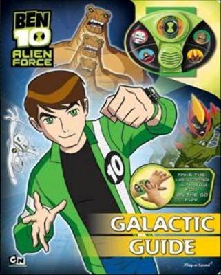 Ben 10 Galactic Guide by