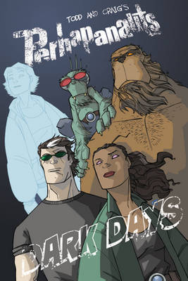 Perhapanauts Dark Days by Todd Dezago, Craig Rousseau, Rico Renzi