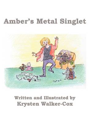 Amber's Metal Singlet by Krysten Walker-Cox