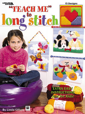 Teach Me to Long Stitch by Kooler Design Studio